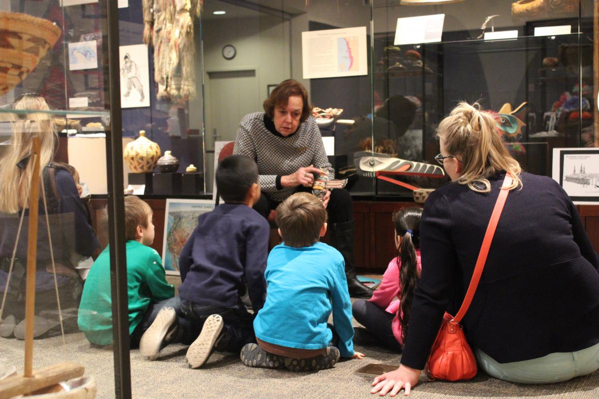 Children's Tour at the Museum