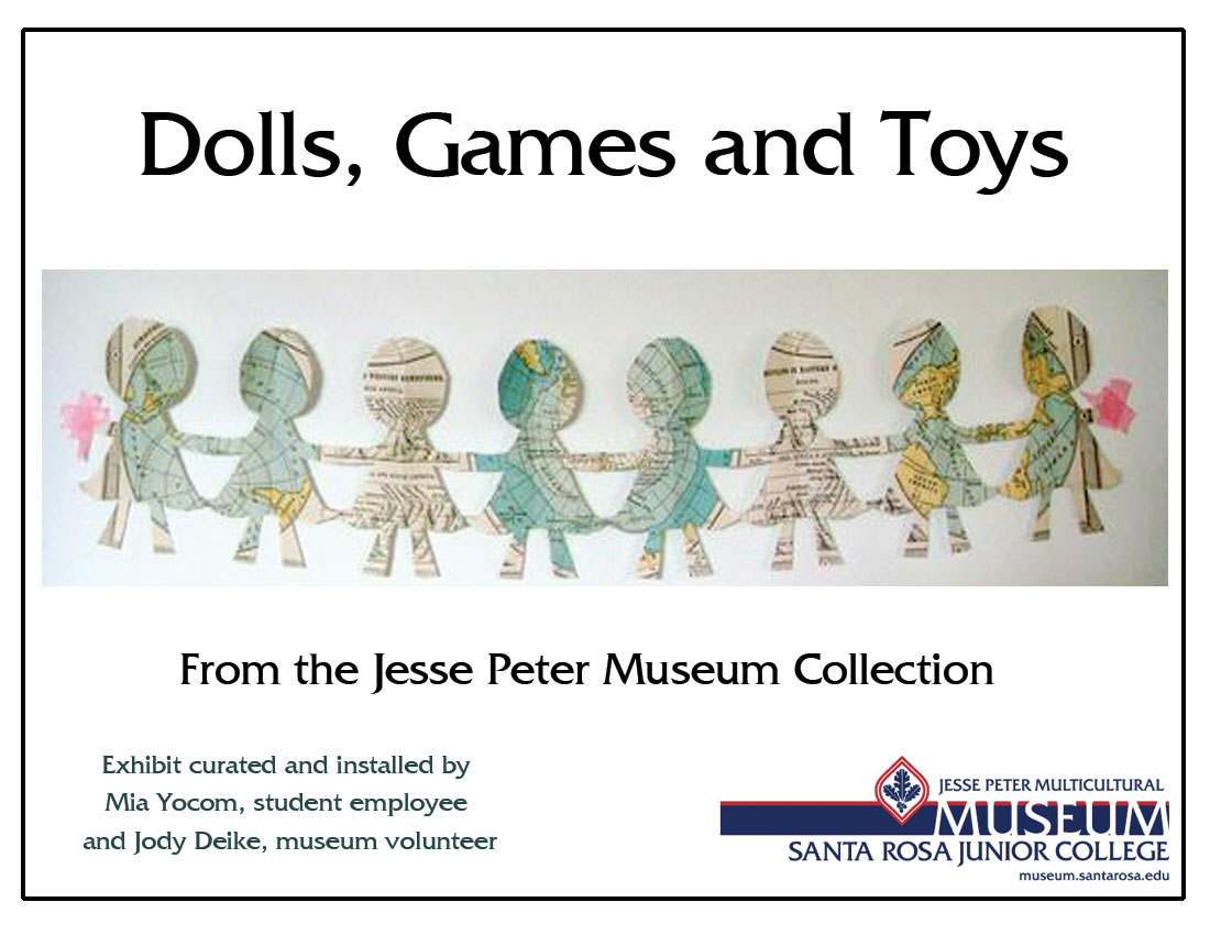 Dolls, Games and Toys of the World