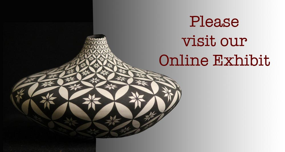 Please visit our online exhibit